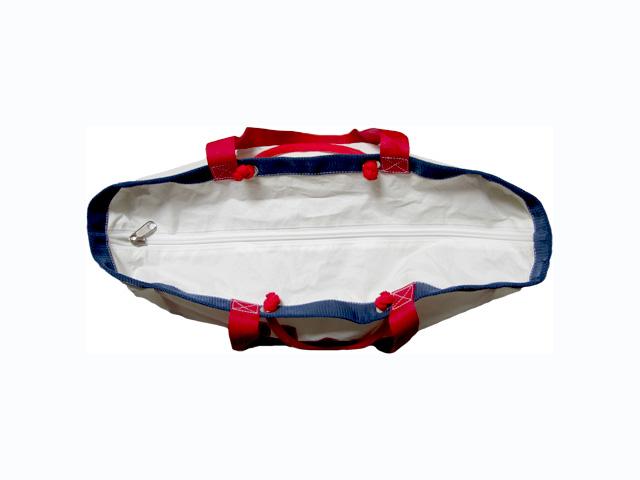 strandtasche l mit rei verschluss maritim syltfisch. Black Bedroom Furniture Sets. Home Design Ideas